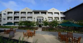 River Terrace Inn - A Noble House Hotel - Napa - Κτίριο