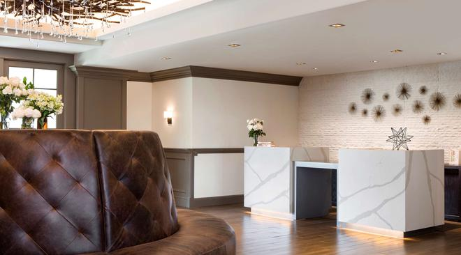 River Terrace Inn - A Noble House Hotel - Napa - Aula