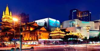 سويسوتل جراند شنغهاي - شنغهاي - مبنى