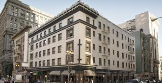 Hotel Abri Union Square - San Francisco - Edificio