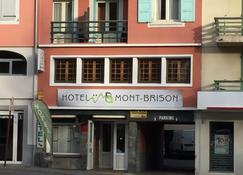 Hôtel Mont-Brison - Briançon - Rakennus