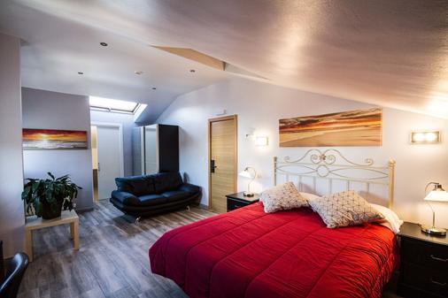 Hotel Ria de Bilbao - Bilbao - Makuuhuone