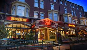 Ruskin Hotel - Blackpool - Building
