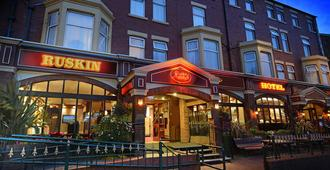 Ruskin Hotel - Blackpool - Edificio