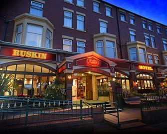 Ruskin Hotel - Blackpool - Gebouw