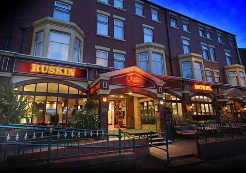 Ruskin Hotel - Blackpool - Rakennus