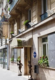 Hôtel Elysées-Opéra - Pariisi - Rakennus