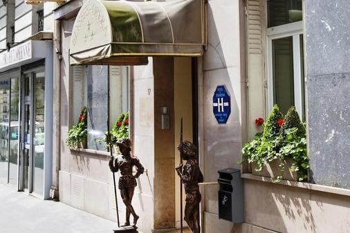 愛麗舍劇院酒店 - 巴黎 - 巴黎 - 建築