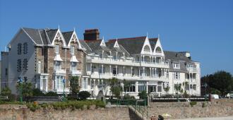 Ommaroo Hotel - Saint Helier - Gebäude