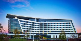 โรงแรมคิมป์ตัน โอเวอร์แลนด์ - สนามบินแอตแลนตา - แอตแลนตา