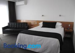 Auto Lodge Motor Inn - New Plymouth - Bedroom