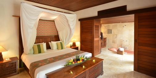Belmond Jimbaran Puri - South Kuta - Bedroom