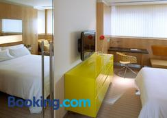 Hotel Alfonso - Zaragoza - Phòng ngủ