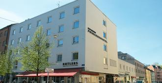 Best Western Princess Hotel - Norrköping - Edificio