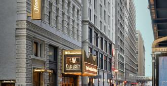 Hampton Inn Majestic Chicago Theatre District - Chicago - Näkymät ulkona