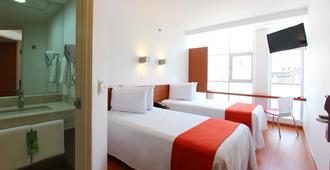 One Ciudad de México Alameda - Mexiko-Stadt - Schlafzimmer