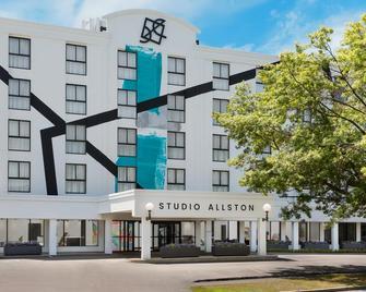 Studio Allston Hotel - Boston - Building
