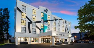 Studio Allston Hotel - בוסטון - בניין