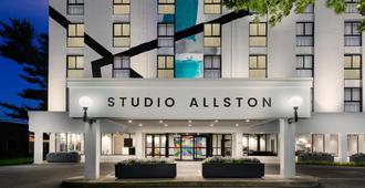 Studio Allston Hotel - Boston - Edificio