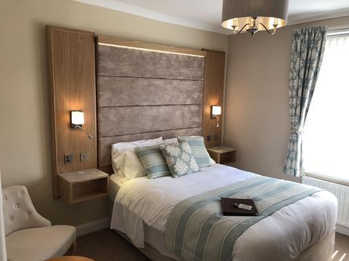 Edgcumbe Guest House - Плимут - Спальня
