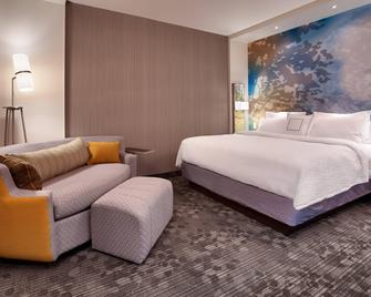 Courtyard by Marriott Lehi at Thanksgiving Point - Lehi - Bedroom