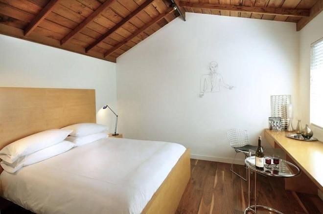 Cottages At Healdsburg - Healdsburg - Bedroom