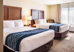 尼亞加拉瀑布康福特茵飯店 - 尼亞加拉瀑布 - 臥室