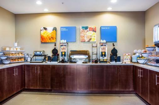 Comfort Inn and Suites - Niagara Falls - Buffet