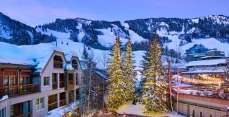 The Little Nell - Aspen - Vista del exterior
