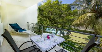 B&B Luxury House - Playa del Carmen - Balcony