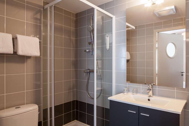 Hôtel Les Thermes de l'Avenue Dax - Dax - Salle de bain