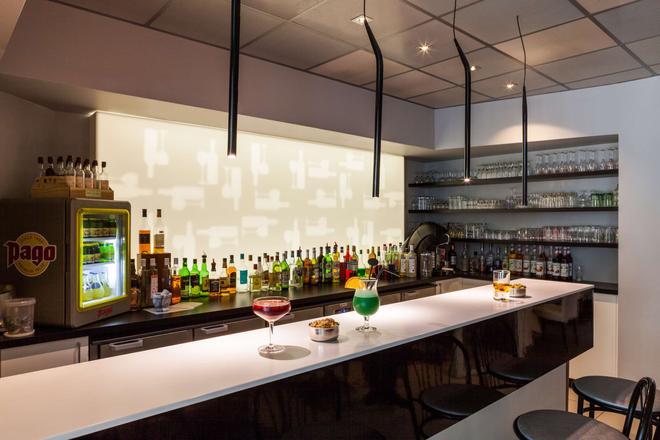 Hôtel Les Thermes de l'Avenue Dax - Dax - Bar