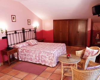 Hotel Villa de Cabrales - Las Arenas - Bedroom