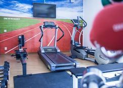 Clarion Hotel Gillet - Uppsala - Gym