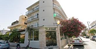 Sylvia Hotel - Rhodes - Building