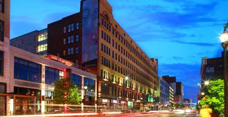 Residence Inn by Marriott Cleveland Downtown - Cleveland - Gebäude