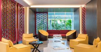 Ibis Styles Phuket City (Sha Plus+) - עיירת פוקט - טרקלין