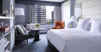 Four Seasons Hotel Atlanta - אטלנטה - חדר שינה