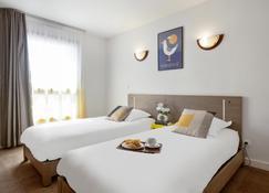 Appart'City Marseille Euromed - Marseille - Schlafzimmer
