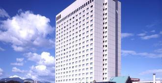 Keio Plaza Hotel Sapporo - Sapporo - Edificio
