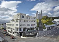 Hotel Kea by Keahotels - Akureyri - Gebouw