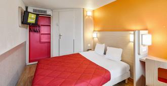 Hôtel Première Classe Caen Nord - Mémorial - Saint-Contest - Schlafzimmer