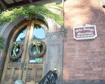 Olde Judge Mansion - Troy - Vista del exterior