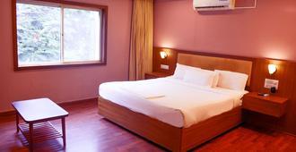 Serene Boutique Hotel - Bengaluru - Bedroom