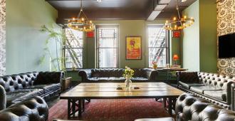 The Bowery House - ניו יורק - טרקלין