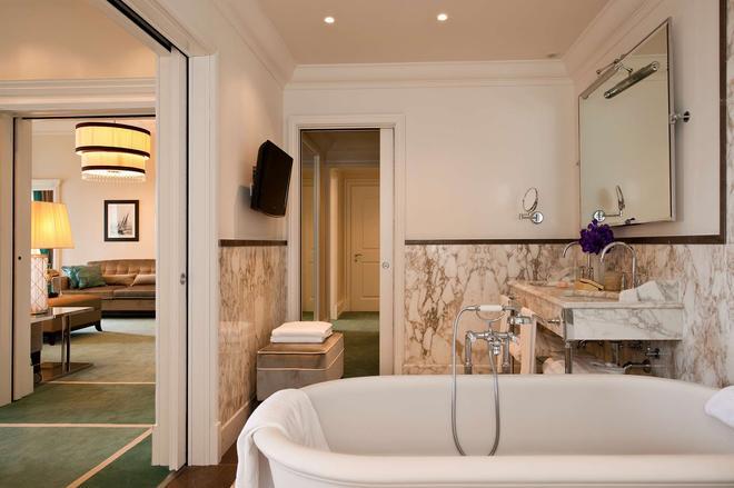 薩沃亞怡東酒店 – 星級酒店系列 - 第里雅斯特 - 的里雅斯特 - 浴室