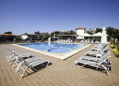 Hotel Simeon - Polygyros - Piscine
