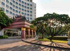 Mercure Mandalay Hill Resort - Mandalay - Gebäude