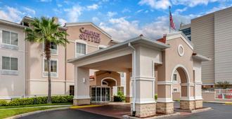 Comfort Suites Downtown - Orlando - Edificio