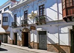 San Marino Royal Hotel - Sucre - Building